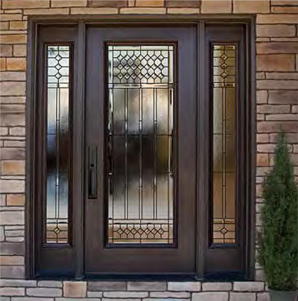 Energy Efficient Entry Doors